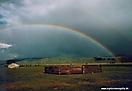 Bilder aus der Mongolei von Franz Wellek